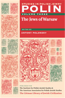 >Polin: Studies in Polish Jewry Vol. 3