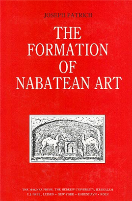 The Formation of Nabatean Art