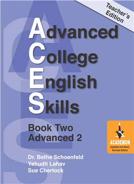 ACES - Teacher's Book Two