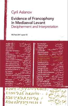 >Evidence of Francophony In Mediaeval Levant